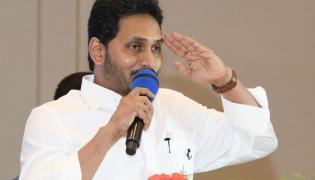 CM YS Jagan Present Service Awards To Volunteers Photo Gallery - Sakshi