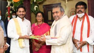 AP CM YS Jagan Joins Ugadi Celebrations Photo Gallery - Sakshi