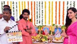 Hero Aadi New Movie Opening Photo Gallery - Sakshi