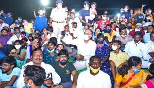 Siddipet Komati Cheruvu (Lake Festival) Celebrations Photo Gallery - Sakshi
