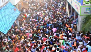 Pidakala Samaram Festival In Kairuppala Photo Gallery - Sakshi