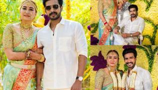 Gutta Jwala Weds Vishnu Vishal Wedding Photo Gallery - Sakshi