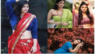 Kalpika Ganesh Photo Gallery - Sakshi