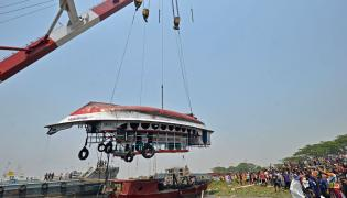 Boat Accident In Bangladesh Photo Gallery - Sakshi
