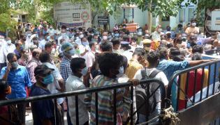 Telangana Government to Provide COVID-19 Vaccine - Sakshi