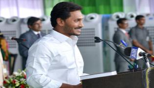 Two Years Ruling completed AP CM YS Jagan Mohan Reddy  - Sakshi