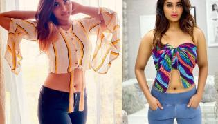 Actress Shivani Narayanan Beautiful Photos - Sakshi
