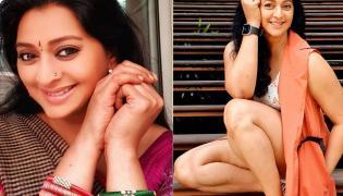 Uppena Movie Heroine Mother Gayatri Jayaraman - Sakshi