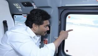 CM YS Jagan Polavaram Project Tour Photo Gallery - Sakshi