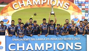 Sri Lanka India Cricket - Sakshi