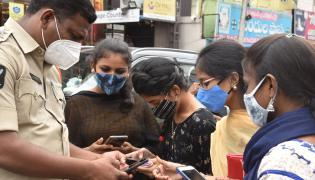 Download Disha SOS Mobile App Photos - Sakshi