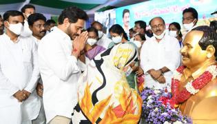 CM Jagan Laying Foundation Stone For Badvel Photo Gallery - Sakshi