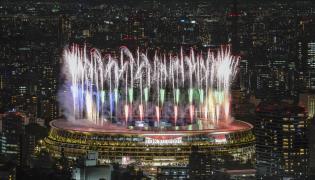 Paralympics Opening Ceremony Photo Gallery - Sakshi