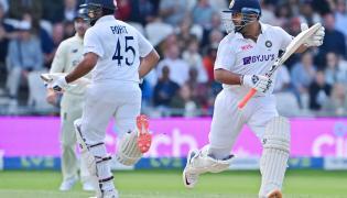 India vs England 3rd Test Match Photo Gallery - Sakshi