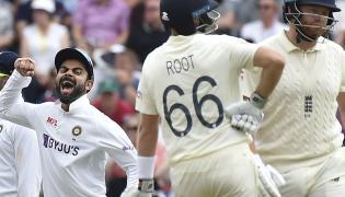 India vs England 1st Test Match Photo Gallery - Sakshi