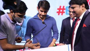 Mahesh Babu Signed as the NEW Brand Ambassador of BigCSSMB Photo Gallery - Sakshi