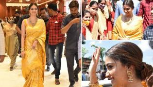 Keerthy suresh visits Nizamabad for shop opening Photo Gallery - Sakshi