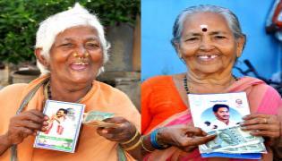 Distribution Of YSR Pension Kanuka Photo Gallery - Sakshi