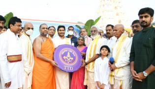 AP CM YS Jagan Tirumala Second Day Photo Gallery - Sakshi
