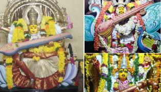 Dussehra Celebrations in Kanaka Durga Temple Photo Gallery - Sakshi