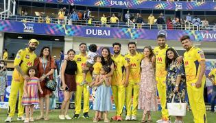 IPL 2021 Chennai Super Kings Team Photos - Sakshi