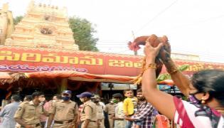 Paidithalli Ammavari Sirimanotsavam Photo Gallery - Sakshi