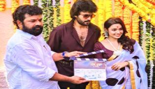 Auto Rajini Movie Opening At Ramanayudu Studio Photo Gallery - Sakshi