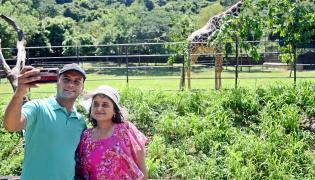 Photo : Indira Gandhi Zoological Park In Visakhapatnam   - Sakshi