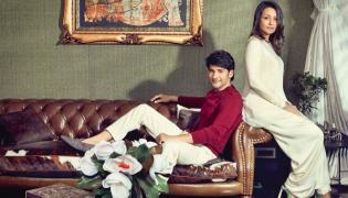 Mahesh Babu And Namrata Shirodkar Hello Magazine Photoshoot - Sakshi