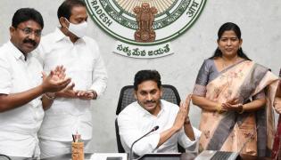 AP CM YS Jagan Launches Swechha Program - Sakshi