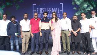Kondapolam Pre Release Event Photo Gallery - Sakshi