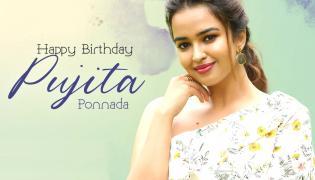 Pujita Ponnada Photos - Sakshi