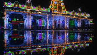 Photos : Tirumala Salakatla Brahmotsavam - Sakshi