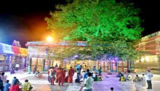 Bejwada Kanakadurgamma Ready For Navratri Celebrations Photo Gallery - Sakshi