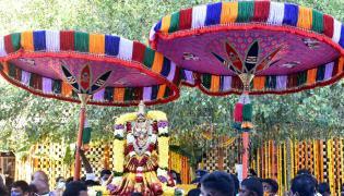 Dasara Navaratri Utsavalu At Indrakeeladri Vijayawada - Sakshi
