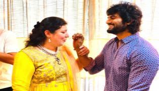 Sudhir Babu Wife Priyadarshini Birthday Celebrations Photo Gallery - Sakshi