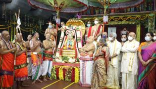 Tirumala Srivari Brahmotsavam 2021 2ND Day Photo Gallery - Sakshi