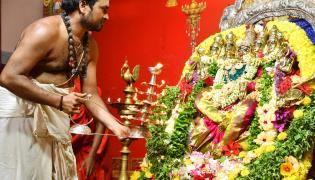 2021 Dussehra celebrations at Kanaka Durga Temple Photo Gallery - Sakshi