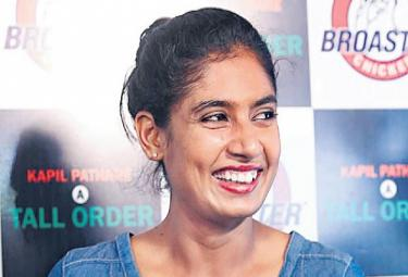 Mithali Raj's life story to be made into a biopic