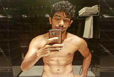 Jasprit Bumrah Picture Shows Off His Raised Fitness Bar - Sakshi