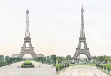 china builds eiffel tower Duplicate - Sakshi