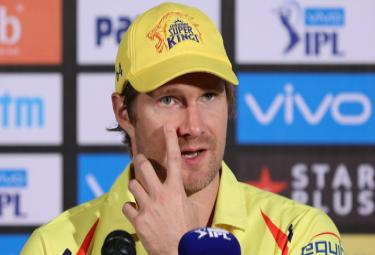 Shane Watson Says Chris Gayle Greatest T20 Batsman - Sakshi