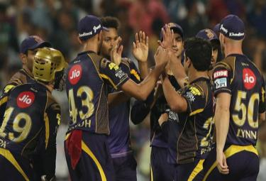 KKR Won By 25 Runs Against Rajasthan Royals - Sakshi