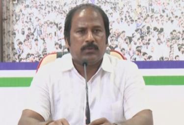 YSRCP Spokesperson TJR Sudhakar Babu Fires On CPI Ramakrishna - Sakshi