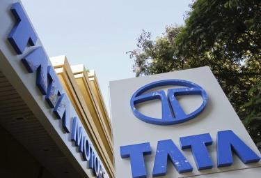 Tata Motors stock top loser on Sensex after Donald Trump warns of  import tariff - Sakshi