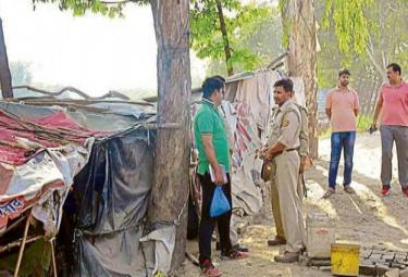 Son Murders Father Over Drug Addiction Killed By Brother In Ghaziabad - Sakshi