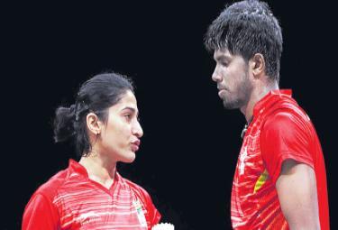 China Open Tournament:Satwik-Ashwini win the match - Sakshi