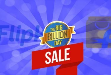 Flipkart Announces Big Billion Days Sale, Claims It Is The Biggest Sale Ever On The Site - Sakshi