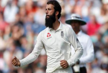 Cricket Australia Closes Probe Into Moeen Ali Sledge Claim - Sakshi