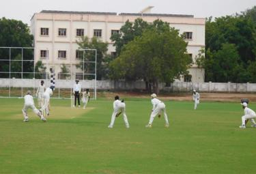 Wild Card Entries In Krishna Cricket Team Without Selections - Sakshi